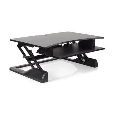 "EZ Desktop Sit Stand Desk - 36"""