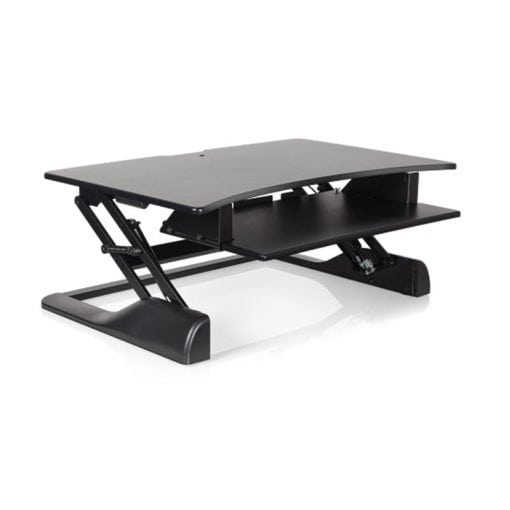 EZ Desktop Sit Stand Desk - 36""