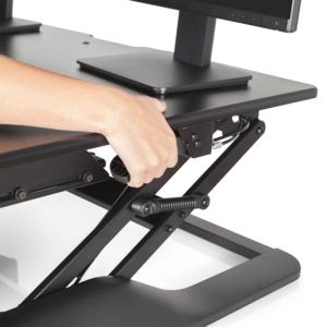 EZ desktop sit stand desk 36