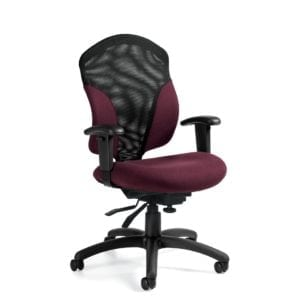 Office Chairs - Mesh back tall