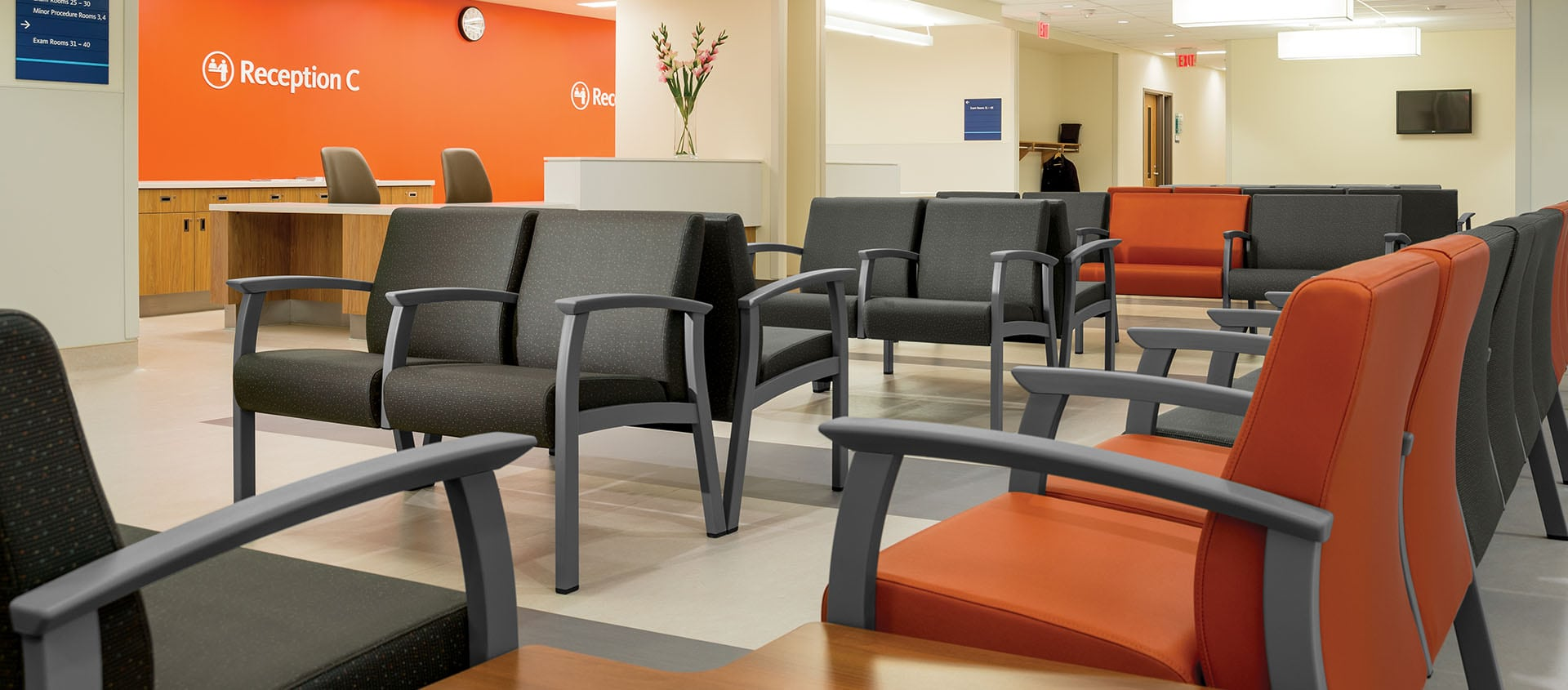 Primacare Seating by Global