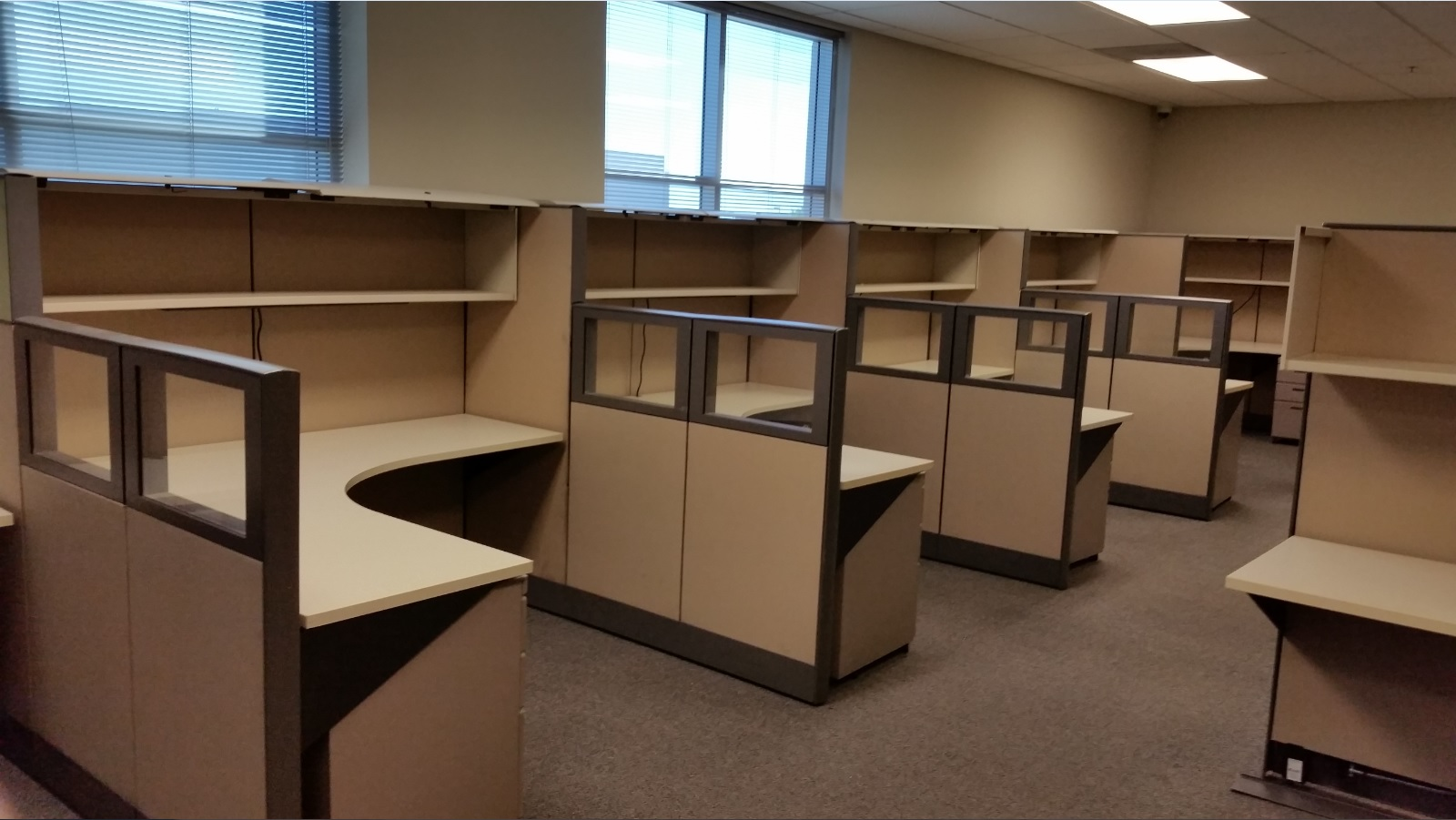 Benefits Of Ing Used Office Cubicles Furniture Ez