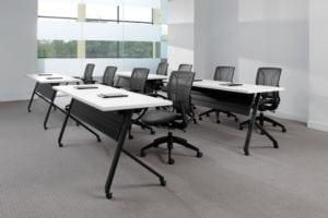 education classroom tables