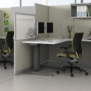 Computer Monitor Arms Cubicle