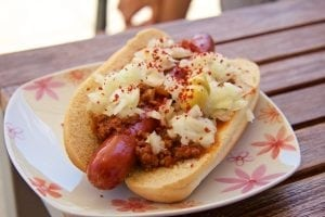 Food Day Ideas hotdogs