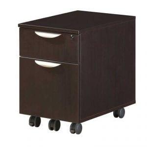 Mobile-Pedestal-Filing-Cabinet-Espresso