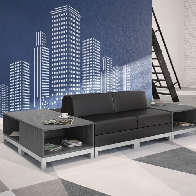 Cube Coffee Tables for Waiting Rooms | Office Furniture EZ