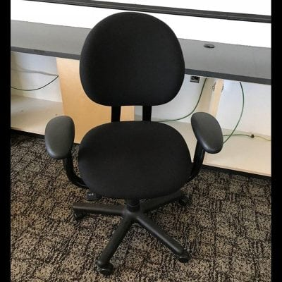 Used Steelcase Criterion Office Chair