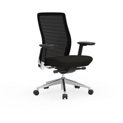 lumbar support office chair the eon
