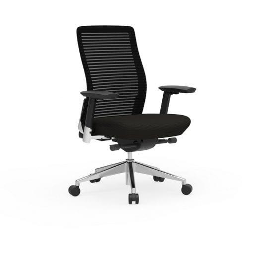 lumbar support office chair the eon