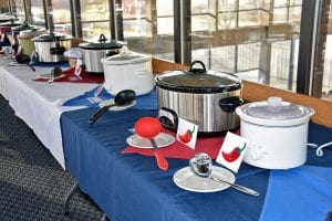 Ideas for Celebrating Valentine's Day at the Office chili cook off