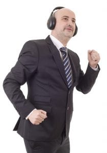 cubicle etiquette headphones to loud