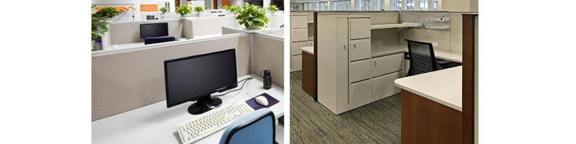 What size cubicles do I need for my office?