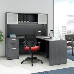 L Shaped Desk Square