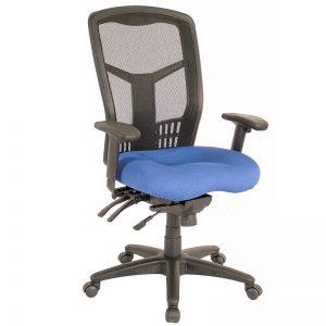 multi function high back task chair