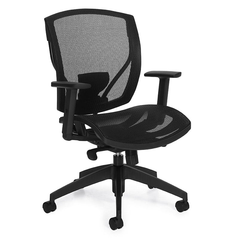 Mesh Back Seat Office Chair