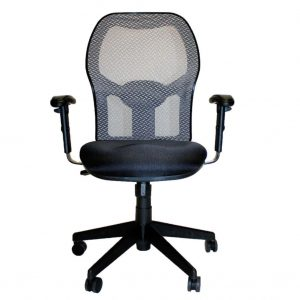Ergonomic Mesh Back Office Chair - Cool & Comfortable