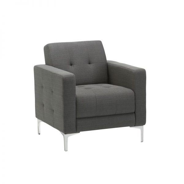 "Fabric Reception Seating - Sofa & Club Chair - ""The Hagen"""