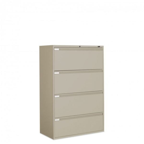 Lateral Metal Filing Cabinet