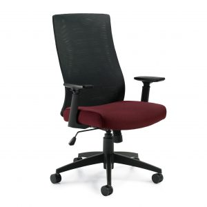 Mesh High Back Office Chair - Available in a Variety of Colors