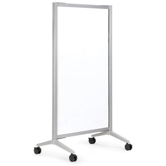 Rolling Whiteboard on Wheels