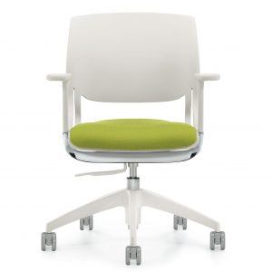 Novello Polymer Flex Chair