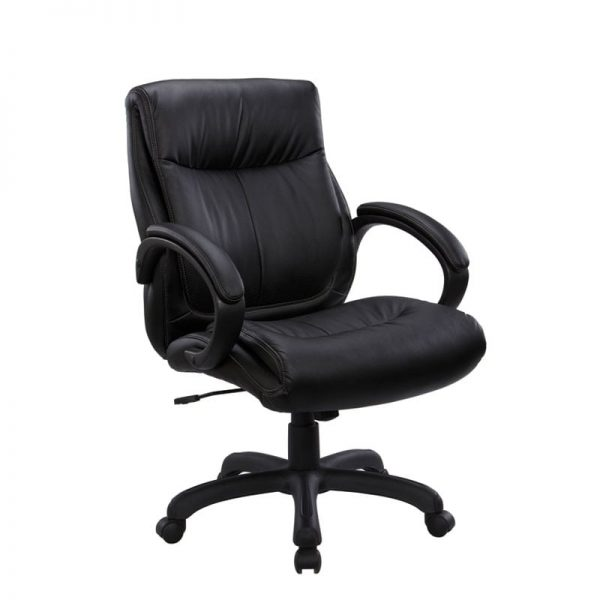 "Plush Exec/Conference Mid-Back - ""The Sierra"""
