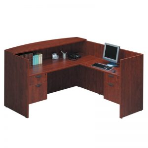Reception L Desk