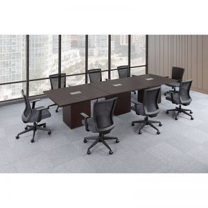 Rectangular, Modular Conference Table