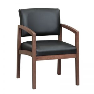 Wood Guest, Reception Chair