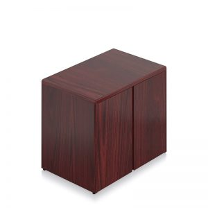 Wood 2 Door Storage Cabinet