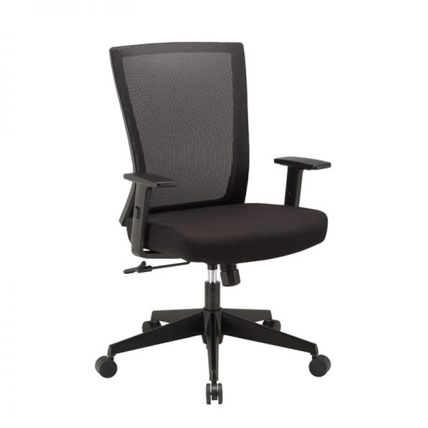 "Eclectic Mesh Office, Manager or Conference Chair - ""The Metropolitan"""