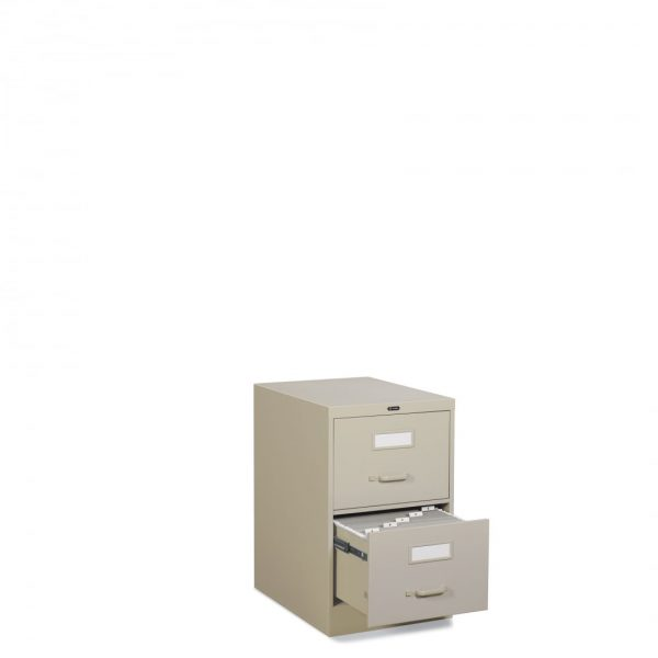 "Vertical Files Legal 25"" deep - 2 & 4 Drawer"