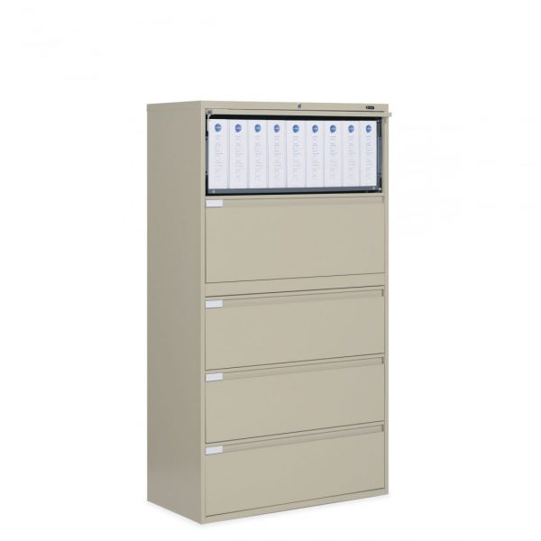 Lateral Files, 36 wide - 2, 3, 4 & 5 Drawer