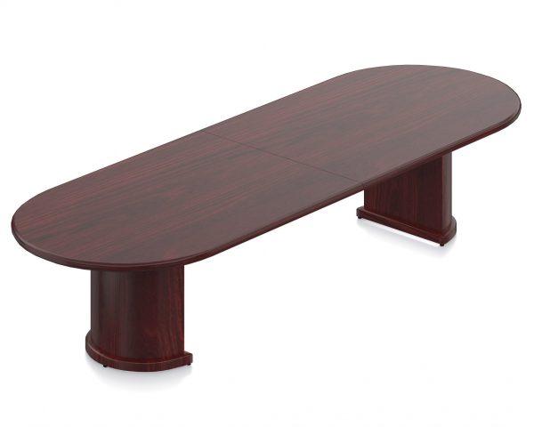 Wood Veneer Conference Table 6-12ft