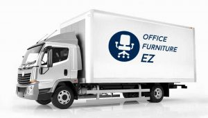 Office-Furniture-EZ-Delivery-Truck