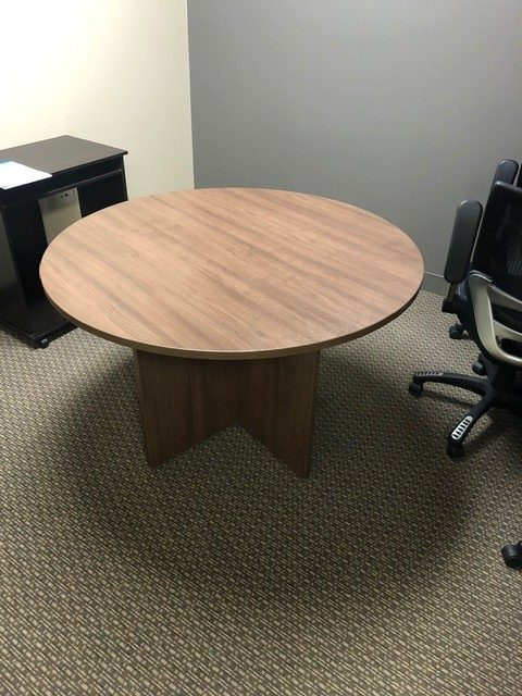 Round Meeting Table - 48 - Used