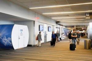 airport pod