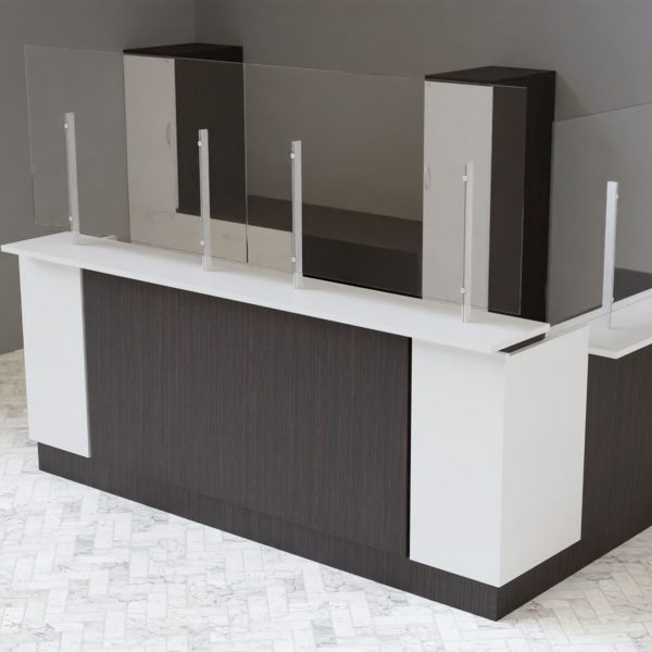 Desk and Counter Top Barriers