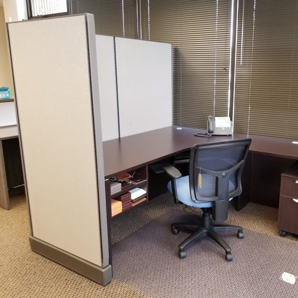 """Panel Wrap - Barrier Walls for Desks and Tables - 67"""""""