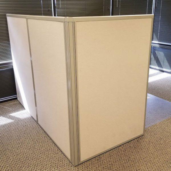 Panel Wrap Walls for Desks & Cubicles