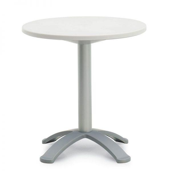 Indoor Outdoor Plastic Table - Round