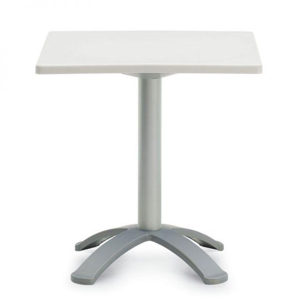 Indoor Outdoor Plastic table - square