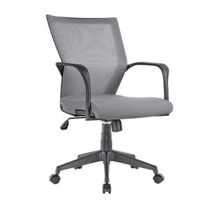 Mesh Back Task Chair - The Motivate Mid-Back