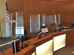 Commerce-City-Council-Chambers-Sneeze-Guards