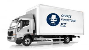 office furniture delivery truck