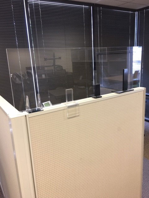 Over-Cubicle-Barrier