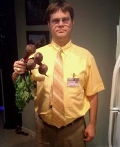 Costume Ideas for Work - Dwight Schrute