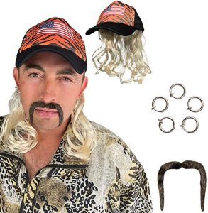 Costume Ideas for Work - Joe Exotic