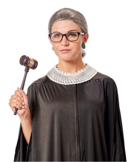Costume Ideas for Work - RBG